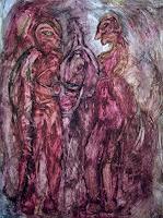 WERWIN-Menschen-Paare-Gegenwartskunst-Gegenwartskunst