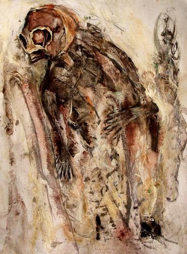 WERWIN, MINUS CELSIUS, Menschen: Mann, Gegenwartskunst
