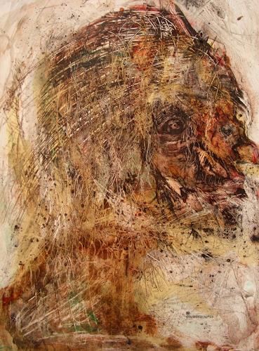 WERWIN, Reiter des vierten Pferdes der Apocalypse, Religion, Postsurrealismus