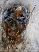 WERWIN-Menschen-Mann-Moderne-Expressionismus