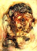 WERWIN-Menschen-Portraet-Moderne-Avantgarde-Surrealismus