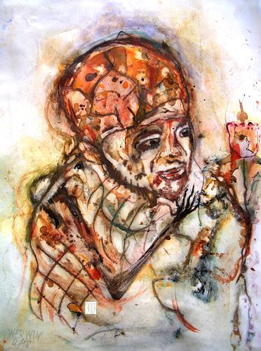 WERWIN, Zwischen Ursache und Wirkung, Menschen, Surrealismus