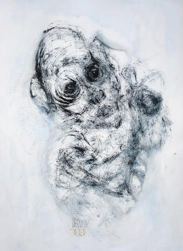 WERWIN, 28 seconds, Skurril, Surrealismus, Abstrakter Expressionismus