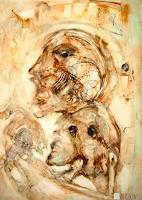 WERWIN-Diverse-Menschen-Moderne-Avantgarde-Surrealismus
