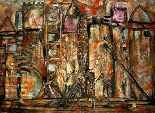 WERWIN, Anno 1347, Fantasie, Surrealismus