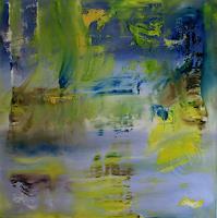 Renzo-Valenti-Abstraktes-Abstraktes-Moderne-Abstrakte-Kunst