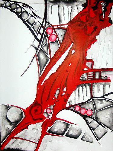 Steve Soon, varia, Abstraktes, Konstruktivismus