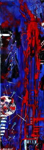 Steve Soon, briddy, Abstraktes, Moderne