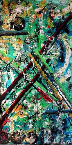 Steve Soon, egalite, Abstraktes, Moderne