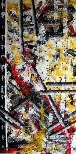Steve Soon, liberte, Abstraktes, Moderne