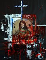Steve-Soon-Religion-Gegenwartskunst--Neue-Wilde