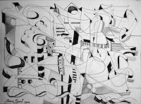 Steve-Soon-Abstraktes-Moderne-Moderne