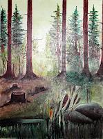 Steve-Soon-Natur-Wald-Moderne-Expressionismus
