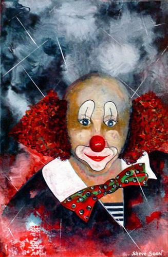 Steve Soon, Clown, Zirkus: Clown, Moderne