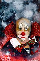 Steve-Soon-Zirkus-Clown-Moderne-Moderne