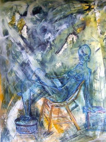 Steve Soon, Burschi im Bad, Diverse Erotik, Moderne