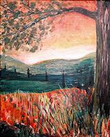 Steve-Soon-Landschaft-Herbst-Gegenwartskunst--Gegenwartskunst-