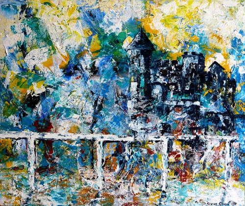 Steve Soon, Burg Vambierstein, Diverse Bauten, Expressionismus