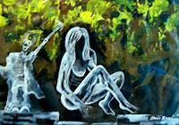 Steve-Soon-Diverse-Erotik-Moderne-Expressionismus-Neo-Expressionismus