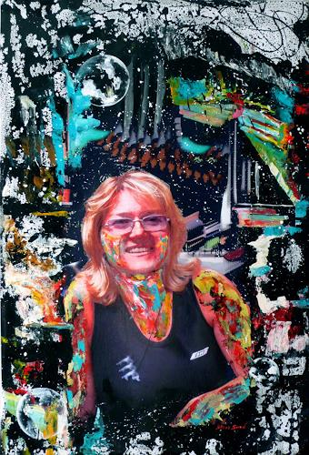 Steve Soon, Romy, Menschen: Frau, Pop-Art