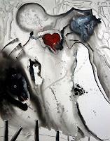 Steve-Soon-Glauben-Moderne-Expressionismus-Abstrakter-Expressionismus