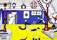 Steve-Soon-Architektur-Moderne-Naive-Kunst