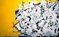 Steve-Soon-Abstraktes-Gegenwartskunst--Neue-Wilde