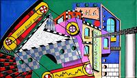 Steve-Soon-Architektur-Moderne-Pop-Art