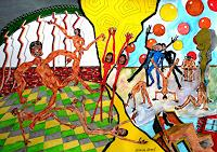 Steve-Soon-Bewegung-Moderne-Abstrakte-Kunst-Art-Brut