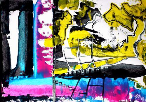 Steve Soon, a.straktion 1.0, Abstraktes, Postmoderne