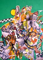 Steve-Soon-Fantasie-Moderne-Abstrakte-Kunst-Radikale-Malerei