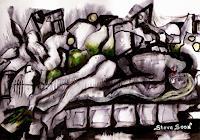 Steve-Soon-Diverse-Erotik-Gegenwartskunst-Neue-Wilde