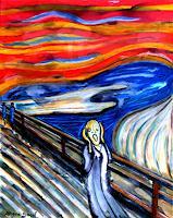 Steve-Soon-Skurril-Moderne-Expressionismus-Abstrakter-Expressionismus