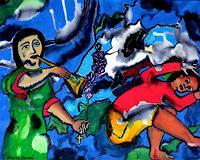 Steve-Soon-Situationen-Moderne-Expressionismus-Abstrakter-Expressionismus