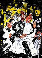 Steve-Soon-Situationen-Moderne-Abstrakte-Kunst-Radikale-Malerei