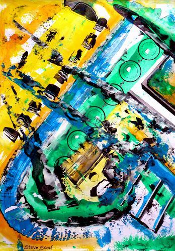 Steve Soon, a.straktion 5.0, Abstraktes, Postmoderne