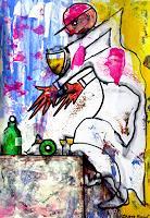 Steve-Soon-Party-Feier-Gegenwartskunst-Neo-Expressionismus