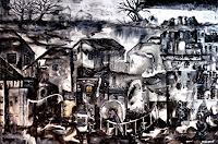 Steve-Soon-Diverse-Bauten-Gegenwartskunst-Neo-Expressionismus