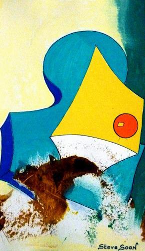 Steve Soon, a.strakt.03, Abstraktes, Abstrakte Kunst