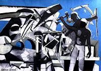 Steve Soon, Monumental - ein Kunstwerk entsteht