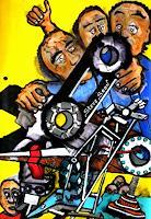 Steve-Soon-Menschen-Moderne-Expressionismus-Neo-Expressionismus