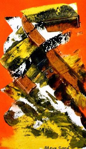 Steve Soon, a.strakt.08, Abstraktes, Abstrakte Kunst