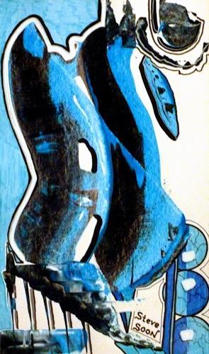 Steve Soon, a.strakt.07, Abstraktes, Abstrakte Kunst