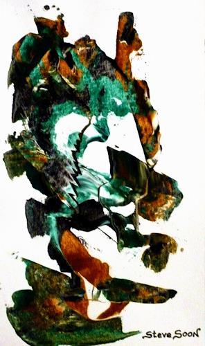 Steve Soon, a.strakt.06, Abstraktes, Abstrakte Kunst