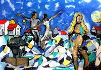Steve-Soon-Diverse-Menschen-Moderne-Expressionismus-Neo-Expressionismus