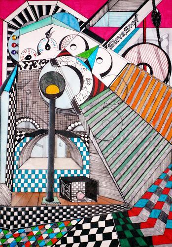 Steve Soon, Perikal VI, Dekoratives, Konstruktivismus