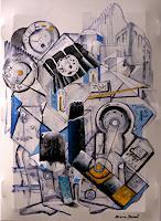 Steve-Soon-Technik-Moderne-Expressionismus-Neo-Expressionismus