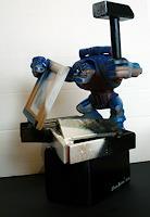 Steve Soon, der Bildhauer