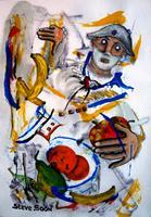 Steve-Soon-Menschen-Mann-Moderne-Expressionismus-Neo-Expressionismus