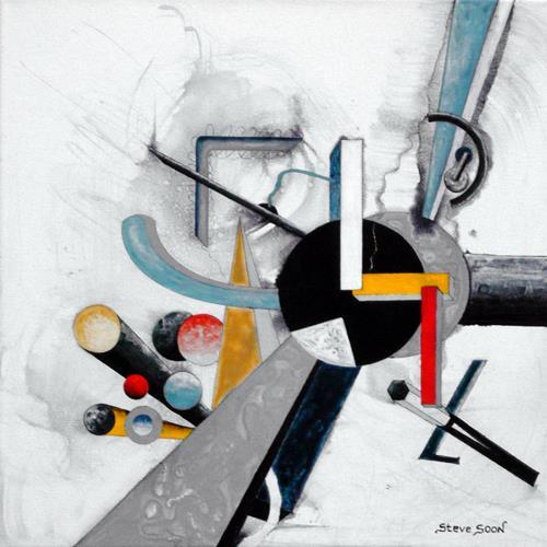Steve Soon, Radze Byonal I, Stilleben, Fantasie, Konstruktivismus